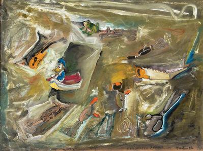 James Martin, 'Eggbeater Affair', 1986