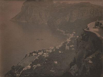 Karl Struss, 'Capri', Neg. date: 1909 / Print date: 1909 c.