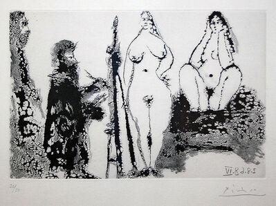 Pablo Picasso, '347 SERIES (BLOCH 1715)', 1968