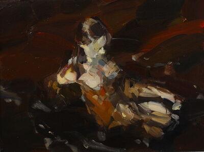 Stephen Scott, 'Figure in Shallows', 2019