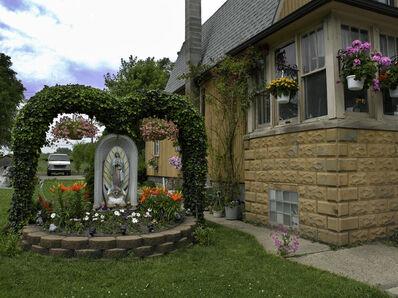 Carlos Diaz, 'Mary's Garden, Beyond Borders,Home Southwest Detroit', 2010