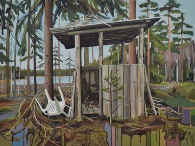 Cecilia Danell, 'My the Mill Lake', 2019