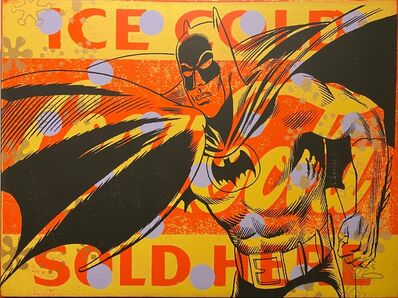 Peter Mars, 'Knight Falls Early in Gotham-Batman', 2014