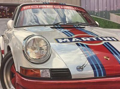 Enrico Ghinato, 'Martini Porsche Carrera', 2013