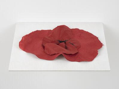 Lili Dujourie, 'Ballade - Papaver', 2011