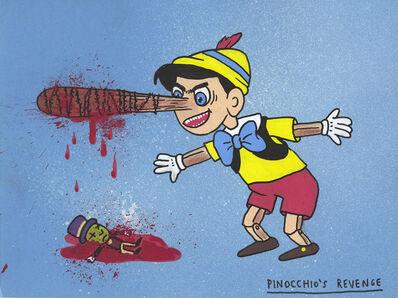 Laurina Paperina, 'Pinocchio's revenge', 2017