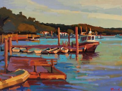 Nick Paciorek, 'Northport Docking'
