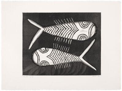 Judy Kensley McKie, 'Two Fish', 1988