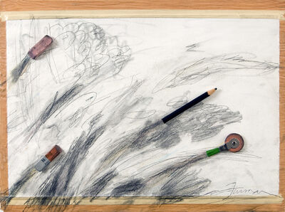 David Furman, 'The Act of Drawing II'