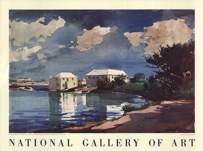 Winslow Homer, 'Salt Kettle, Bermuda', 1989