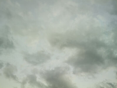Donald Weber, 'Gold Beach - October 18, 2014, 9:00pm. 18ºC, 88% RELH, Wind S, 8 Knots. VIS: Good, Broken Clouds', 2014