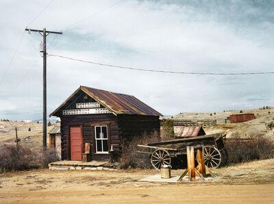 Wim Wenders, 'Sauerkraut Factory, Montana 2003', 2015