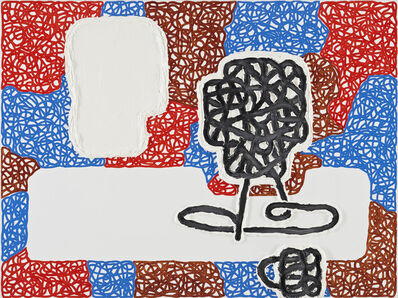 Jonathan Lasker, 'PICTORIAL VACANCY', 2009