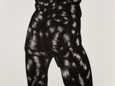 Toyin Ojih Odutola, 'Untitled, from the Exquisite Corpse suite', 2014