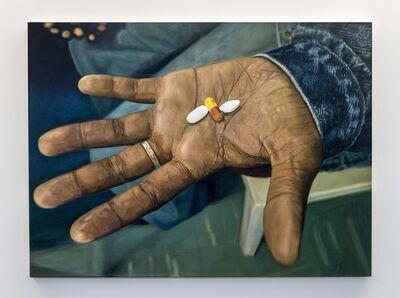 Damien Hirst, 'HIV Aids, Drugs Combination', 2006