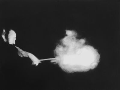 NACER, 'Le cracheur de flamme 3', 2017