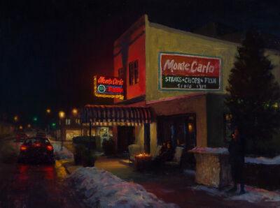 Carl Bretzke, 'Monte Carlo Fire Pit', 2020