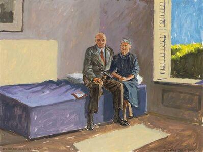 George Deem, 'Edward and Jo Hopper 1955', 1995