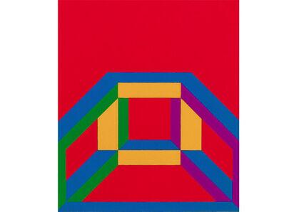 Sol LeWitt, 'Isometric Figure', 2004