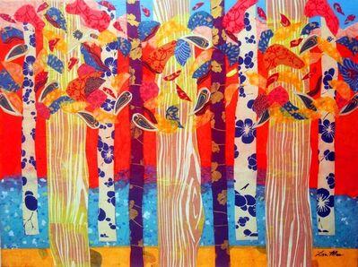 Lisa Mee, 'Dancing Trees', 2020