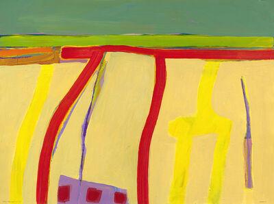 Lee Hall, 'TURKEY-SILK ROAD DISTANCE', 2015