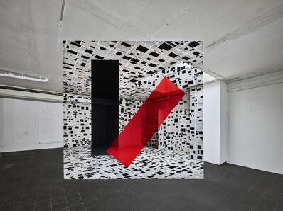 Georges Rousse, 'Tuttlingen', 2016