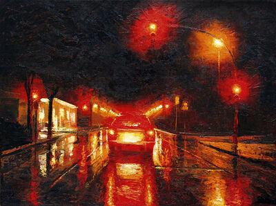 Davide Frisoni, 'Red Night', 2013