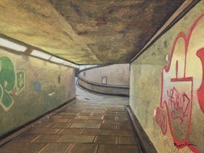 Reuben Colley, 'Subway City Series 3', 2019