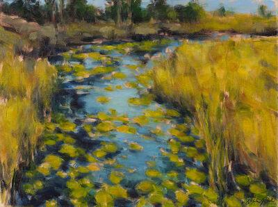 Dolores Justus, 'Evening Marsh ', 2013
