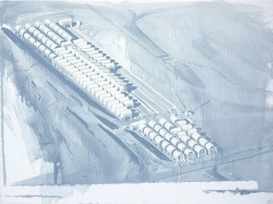 Eric LoPresti, 'Submarine Reactor Burial, Hanford', 2014