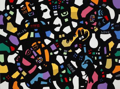 Nelson Da Costa, 'Love Is Needed', 2011