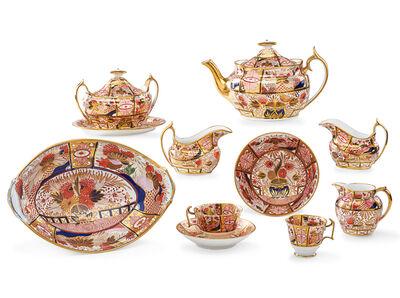 Spode, 'Spode Porcelain Tableware', 19th c.