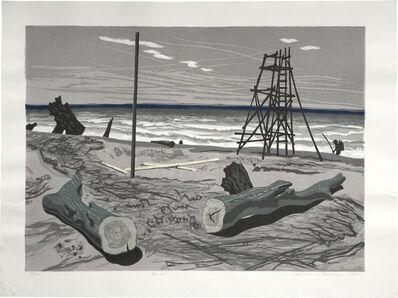 Fumio Kitaoka, 'Windy Day', 1975