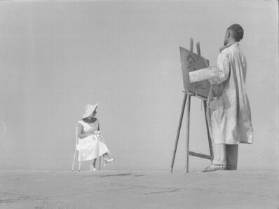 Gualberto Davolio Marani, 'The portrait'