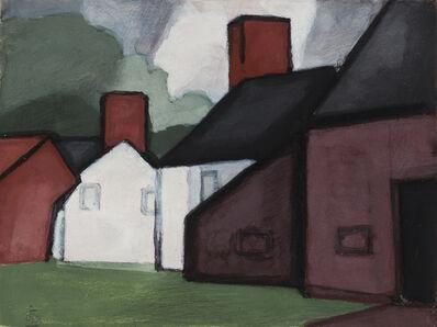 Oscar Bluemner, 'Untitled', ca. 1914-15
