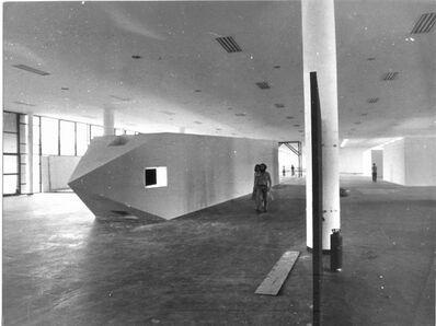 Marta Minujín, 'Obelisco acostado ', 1978