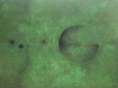 Jorge González Velázquez, 'La esfera', 2016