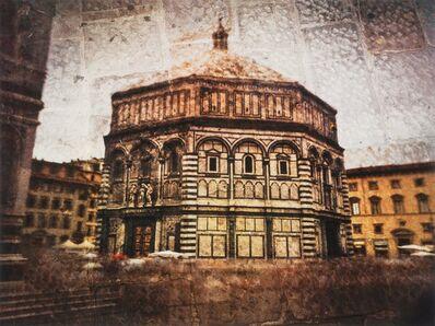 Abelardo Morell, 'Tent-Camera Image on Ground: The Florence Baptistry', 2010