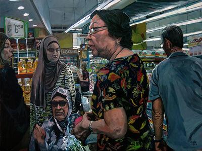 Yeo Tze Yang, 'Grocery Shopping', 2017