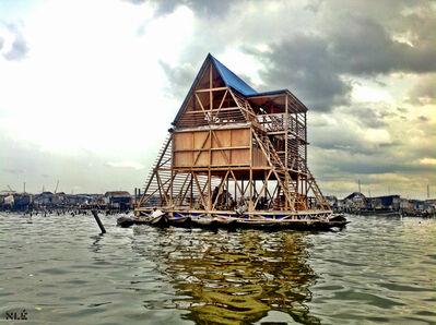 NLÉ, 'Makoko Floating School', 2015
