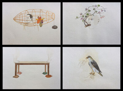 Manjunath Kamath, 'Ritual Drawings', 2014