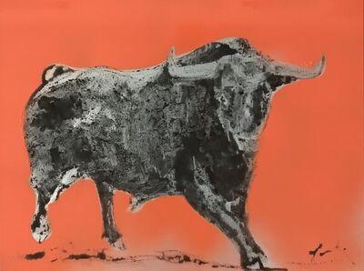 Famke Rousseau, 'Raging Bull', 2019