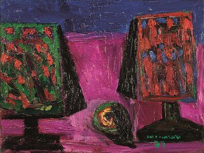 Bruno Cassinari, 'Composizione', 1977