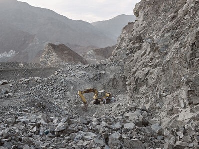Philip Cheung, 'Quarry, Al Hayl, Fujairah (UAE)', 2015