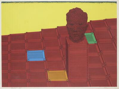 David Mach, 'Big Heid', 1994