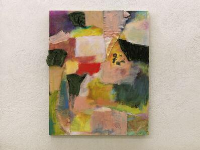 Alexis Teplin, 'Leatherette', 2014