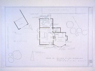 Mark Bennett, 'Home of Oliver & Lisa Douglas', 1985-95
