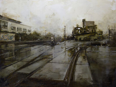 Lindsey Kustusch, 'Engine 2', 2018