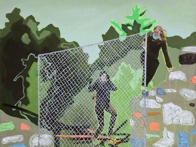 Mel Gausden, 'On the Fence', 2017