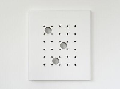 Kristina Matousch, 'Silent eggs III, 1:1 / 2:5 / 3:3', 2019